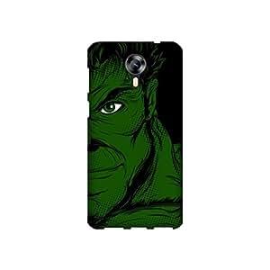 Micromax Canvas Xpress 2 Designer Printed Covers (Micromax Canvas Xpress 2 Back Cover) - Superhero Hulk