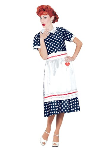 I Love Lucy Costume Television Costume Movie Costumes 50s XL Costumes