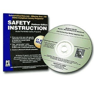 Safetyinstruction.Com Safe Material Handling Powerpoint Training Course For Osha Compliance front-138129
