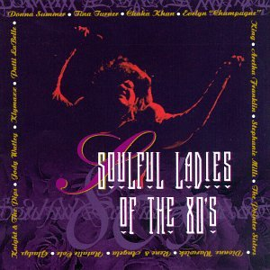 Various Artists-Soulful Ladies of the 80's