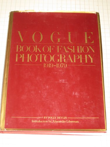 Vogue Book of Fashion Photography 1919-1979