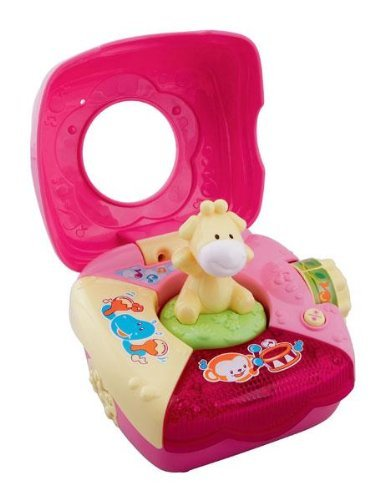 VTech Infant Learning Jungle Fun Music Box - 1