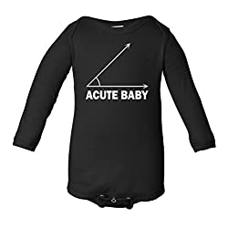 Acute Baby Infant Long Sleeve Bodysuit