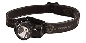 Streamlight 61400 Enduro Impact Resistant Headlamp, Elastic Strap
