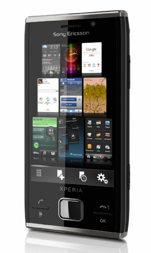 Sony Ericsson Xperia X2 Black Unlocked GSM Cell