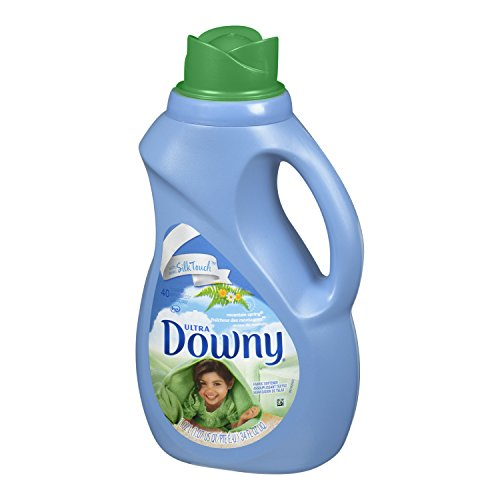 downy ultra liquid fabric softener mountain spring scent 40 loads 34 ounces bottle pack of 6. Black Bedroom Furniture Sets. Home Design Ideas
