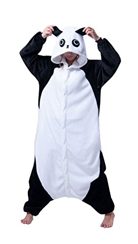 Kung Fu Fighting Panda Kigurumi Costume