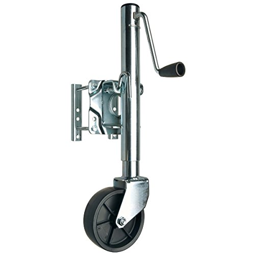 Reese Single Wheel Trailer Jack With 1000-lb. Capacity-95666