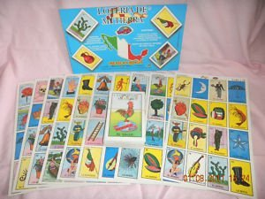 Authentic Mexican Loteria Card Game: Practice Spanish and Play with Your Family! - 1