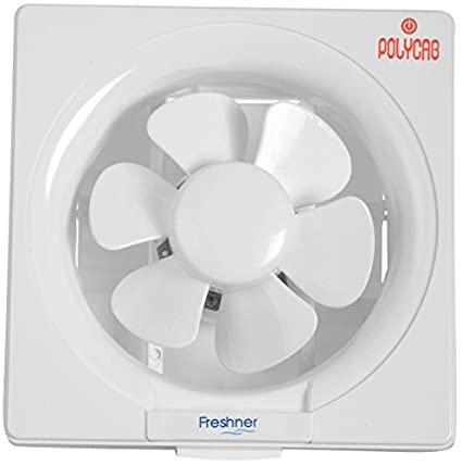 Polycab-Freshner-5-Blade-(200mm)-Exhaust-Fan