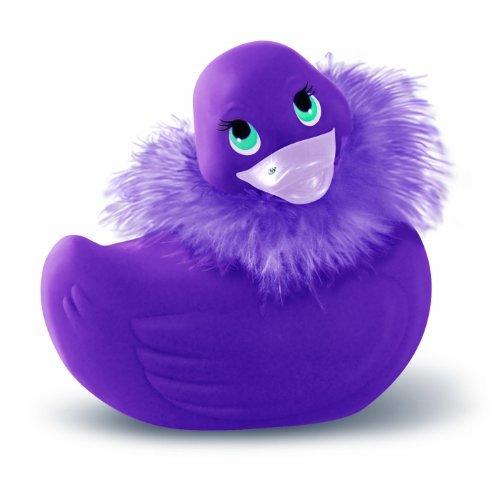 I Rub My Duckie®: Paris Violett (Aufliegevibrator)