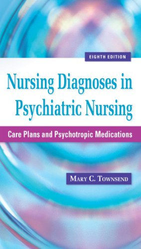 Nursing Diagnoses in Psychiatric Nursing: Care Plans and...