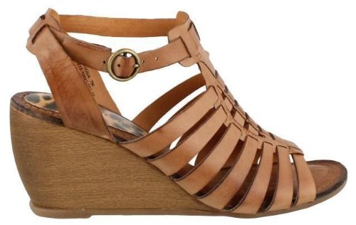 Bare Traps Women's Ivania Gladiator Sandals in Auburn Size 10 at Amazon.com