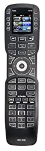 "URC R40 ""My Favorite Remote"" Advanced Universal Remote Control for up to 18 A/V Components"