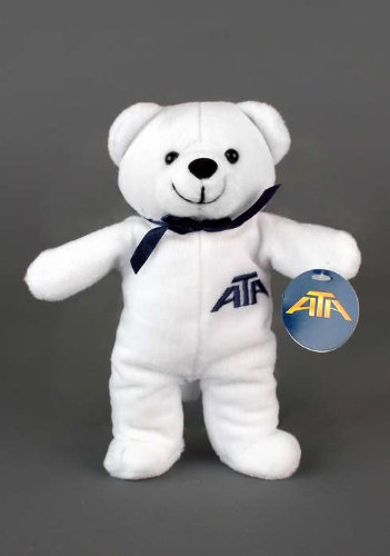 Ata Plush Teddy Bear (**)