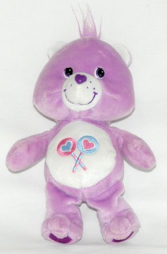 "8"" Share Bear Care Bears Plush Bean Bag - 1"