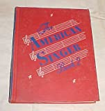 img - for The American Singer Book 2 Childrens Music Songbook Hardback 1944 book / textbook / text book