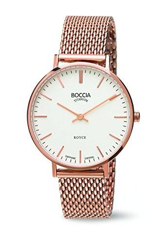 Boccia Reloj unisex 3590-09