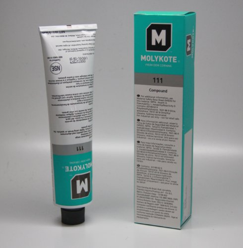 Dow Corning Silicone Valve Lubricant & Sealant 111 MIN 12