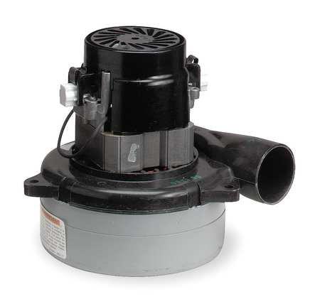 Ametek Lamb 116210-85 Vacuum Mtr/Blwr,Tangential,2 Stge,1 Spd