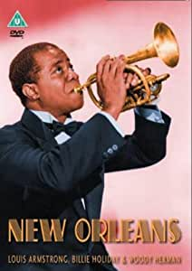 New Orleans (DVD)   (Various Artists)