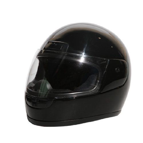 [ バイクパーツセンター ] ヘルメット フルフェイス ブラック KC-660 [ サイズ ] 57~60cm未満 [ 品番 ] 7301