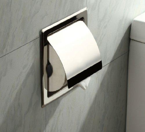 einbau toilettenpapierhalter sonstige preisvergleiche. Black Bedroom Furniture Sets. Home Design Ideas