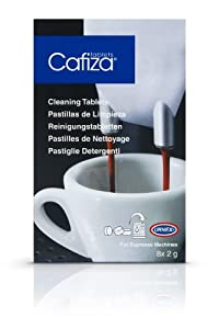 Urnex Cafiza Espresso Machine Cleaning Tablets, 8 Count from Urnex