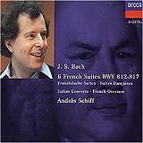 6 französische Suiten. Italienisches Konzert