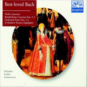 Best-Loved Bach