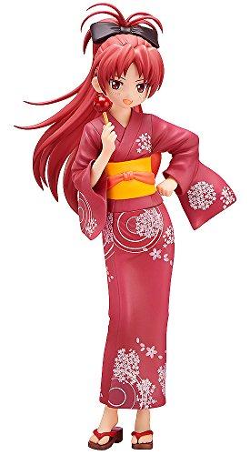 劇場版 魔法少女まどか☆マギカ 佐倉杏子 浴衣Ver. (1/8スケール PVC製塗装済み完成品)