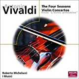Vivaldi: The Four Seasons/3 Concertos from Op.3 I Musici