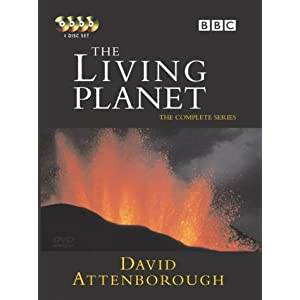 The Living Planet [DVD] [1983]