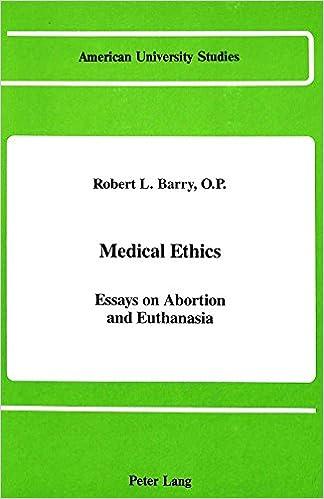 essays ethics of abortion