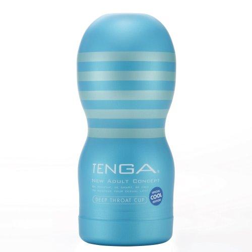 TENGA DEEP THROAT CUP SPECIAL COOL EDITION ディープスロート・カップ スペシャルクールエディション