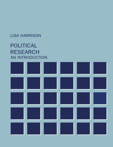 Political Research: An Introduction