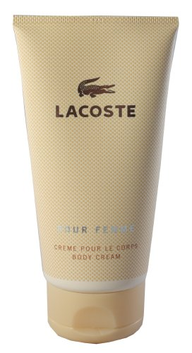Lacoste Pour Femme By Lacoste For Women. Body Cream 5 Ounces