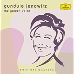 Gundula Janowitz - The Golden Voice (5 CD's)