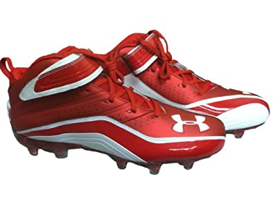 Under Armour Team Fierce III MC Bowl Terps Molded Football Cleats by Under Armour
