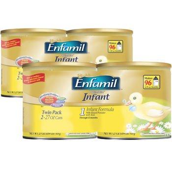 Enfamil® Premiumtm Infant Formula Infant Formula 4 - 27Oz Containers