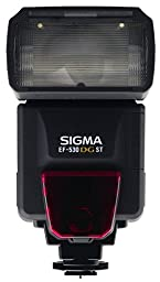 Sigma EF-530 DG ST Electronic Flash for Sony DSLR