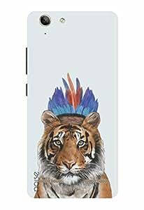 For Lenovo Vibe K5, Noise Designer Printed Case / Cover for Lenovo Vibe K5 / Lenovo Vibe K5 Plus / Tiger Design