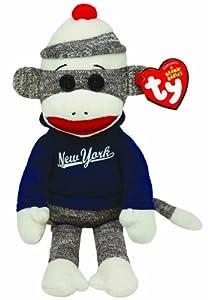 Ty Beanie Babies - New York Sock Monkey