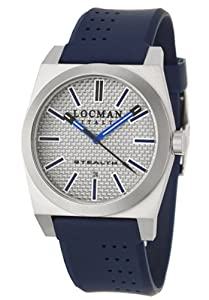 Locman Sport Stealth Men's Quartz Watch 201SLKVL-BL by Locman