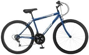 Pacific Men's Stratus Mountain Bike, Blue, Medium