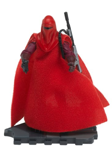 Royal Guard -Senate Security- (RED) Star Wars E3 Revenge of the Sith Action Figure by Hasbro Inc