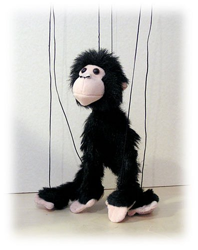 Chimpanzee-18-Animal-Marionette