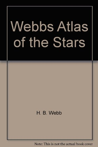 Webbs Atlas Of The Stars,