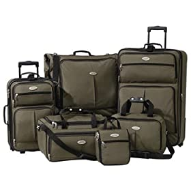 Eddie Bauer® Bridgeport 6-pc. Ficus Luggage Set