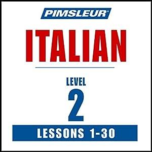 Italian Level 2 Speech